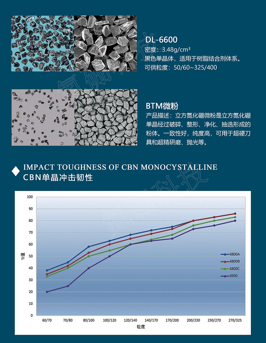 DL-6800A 立方氮化硼单晶(图2)